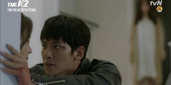 the k2 korean drama