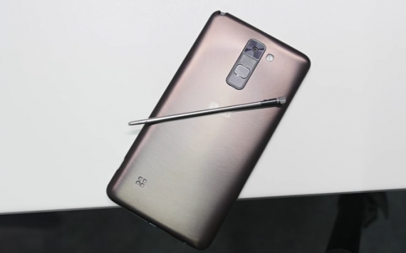 0437d8b1ce4c45 Smartphones And Smart Devices With Stylus: LG Stylus 2, LG G4 Stylus,  Samsung Tab 2016 And More