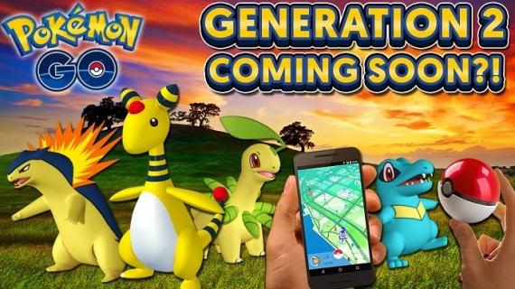 Pokemon GO Update On New Features, Ditto And Gen 2 Release Date