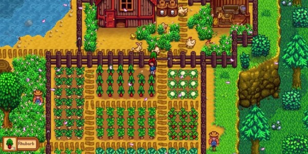 Stardew Valley Guide: How To Upgrade Your Farm : Games
