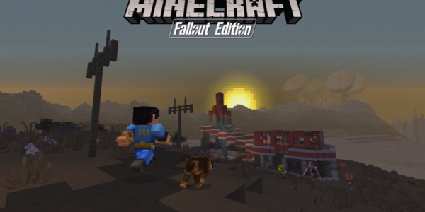 Minecraft Gets A Fallout Mash-up Update