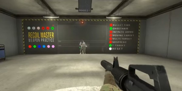 CSGO Aim Tips: Aim Like A Pro With These Training Regimen
