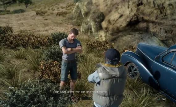 Final Fantasy XV' Guide: Locate And Complete All Broken Car Hidden