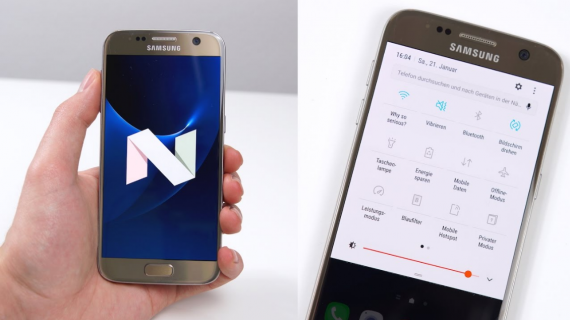 5 Common Samsung Galaxy Nougat Problems & How to Fix Them : Tech