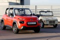 Citroen Remodels The Mehari Into An Electric Vehicle