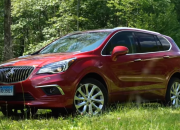 General Motors may have intended to debut Buick Envision SUV in the US without so much fanfare.