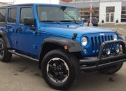 Jeep Wrangler Special Editions are coming as a farewell gift from the current model.