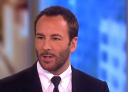 Top designer Tom Ford declined to design clothes for Melania Trump.  As a known Democrat, he also refused to dress Hillary Clinton.