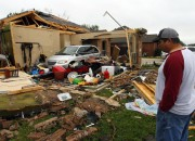 An outbreak of tornadoes ravaged northwestern Texas Wednesday night. Six are dead and hundreds are injured or homeless. Disaster struck, yes, but it's not over. Here's what happens next.