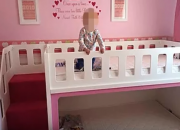 PlayTime Beds stopped trading last month a few days after the infant's death.  CEO Craig Williams is said to already be in question.