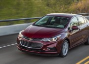 Chevrolet delivers the promised 50 mpg range with its 2017 Cruze Diesel.