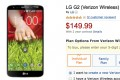 Verizon LG G2 Amazon Deal