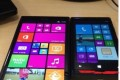 Lumia 1520 next to another Lumia (leak)