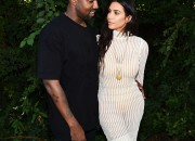 Well-known rapper Kanye West chose  to stay backstage during his New York Fashion Week Stint.