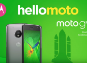 Moto G5 and G5 Plus pictures and specs were revealed online by a Spanish electronics dealer. Now, promotional materials of the upcoming devices have surfaced confirming the previous leaked info.