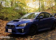 The 2017 Subaru WRX STI earns