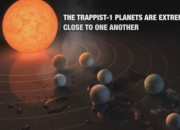 NASA 7 planets and Trappist-1 are terms trending now online following NASA's press conference to announce the latest discovery of a dwarf star with seven planets orbiting it. NASA has found over 2,000 exoplanets since its establishment several decades ago, but it continues to investigate if any of these is habitable to life in any forms. The latest discovery of dwarf star Trappist-1 and its seven orbiting worlds pose an interesting knowledge to space teachers and students alike.