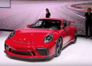 Andreas Preuninger, head of GT cars at Porsche confirmed that the GT3 RS will not be offered with an optional six-speed manual transmission, unlike the GT3.