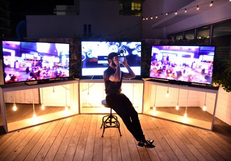 Prabal Gurung Hosts Samsung Gear 360 Photo Exhibition At Soho Beach House During Art Basel 2016