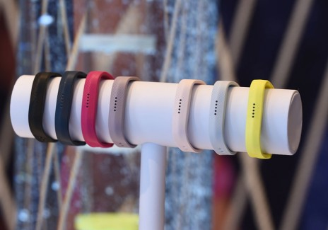 Fitbit Charge 2 And Fitbit Flex 2 Unveiled At Event With Gabby Reece In New York
