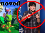 Yooka-Laylee developer Playtonic Games has decided to cut a voice role from the game that had been contributed by controversial YouTuber JonTron after he made a series of comments espousing racist, anti-immigrant viewpoints.
