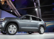 The 2018 Volkswagen Atlas is available in multiple variants and with different features.