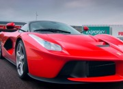 A rare Ferrari LaFerrari will go under the crusher after South African authorities caught its owner trying to smuggle it into the country.