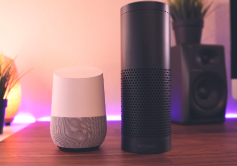 Tiny Experiment Reveals The Real Winner Between Amazon Alexa And Google Home