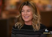 "There are ""Grey's Anatomy"" spoilers suggesting that Meredith won't be able to hook up with Riggs because of the ghost of Derek, her late husband. But other rumors say there is still hope for the two."