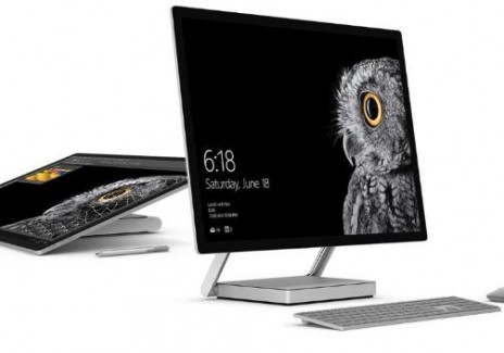 2017 Apple iMac vs Microsoft Surface Studio: Which All-in-one PC is More Powerful?