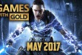 Xbox Games With Gold For May 2017 Lineup Revealed, Details Here