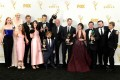 67th Annual Primetime Emmy Awards - Press Room