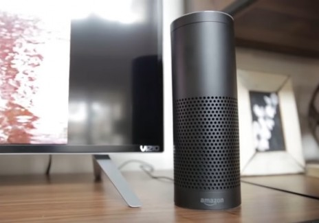 Is An Amazon Echo With Built-In Touchscreen Up Next?