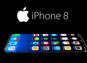 The new iPhone 8 leaked image shows a device with a section at the bottom that's being described as a