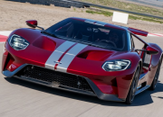 Today, GT is finally starting to make it to the first few garages of a very short list of owners. According to Ford, they will build 250 GTs per year, and will cease production at 1,000 units.