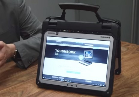 Panasonic's New Toughbook CF-33 Is Really, Really Tough