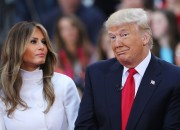 President Donald Trump and Melania have reportedly planned on getting a divorce even before the elections but Trump's win has prompted the couple to stay put.