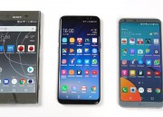 Here are 2017's top three powerful flagships aiming to deliver excellent smartphone experience.