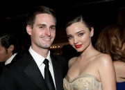 Miranda Kerr and Evan Spiegel have finally tied the knot in a secluded ceremony attended by family and closest friends.
