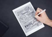 The reMarkable paper tablet allows users to write, draw and read on a digital device as if they were doing so on real paper.