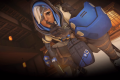 'Overwatch' Ana Has Been Causing Trouble In The Arcade Mode
