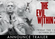 To build the hype, Bethesda has released the official trailer for The Evil Within 2. Check it out here!