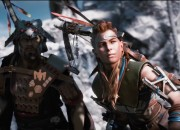 There are rumors suggesting that Microsoft might be developing a game similar to Horizon Zero Dawn. Recent developments seem to indicate this possibility.