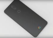 Google's next-generation Pixel device or Pixel 2, which is codenamed 'Walleye', has been leaked in a rendered image.