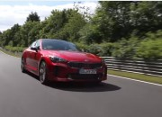 The 2018 Kia Stinger took a lap on the famed Nürburgring Nordschleife race track and impressed with its amazing driving experience.