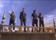 Final Fantasy XV has developed a spinoff game, and according to the latest news, it is now available on mobile devices.