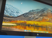 MacOS High Sierra includes the Metal 2 graphics API, which supports VR and external GPUs, and the new HEVC and HEIF video and image formats which have also been added to the upcoming version of iOS.