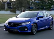 The all-new 2017 Honda Civic Si comes with a turbocharged engine and sleek design with loads of features for a good price under $25,000.00.