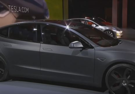 Tesla Model 3 Hits Production This Week, First Car To Be Delivered This Month