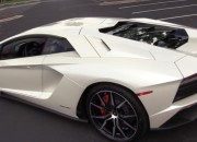 Anyone who gets to drive the $422,000 Lamborghini Aventador S will get a kick out of it.
